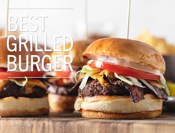 Best Grilled Burger