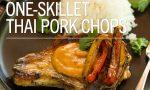 Thai Pork Chops