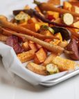 Easy Roasted Fall Vegetables