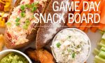 Game Day Snack Board