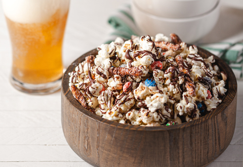 Winter Snack Mix