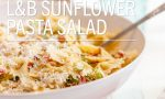 Sunflower Pasta Salad