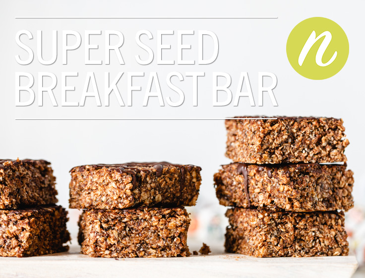 Super Seed Breakfast Bar