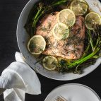 Butter Roasted Salmon