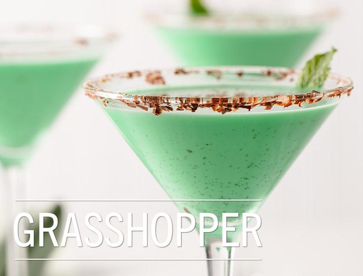 Grasshopper Cocktail