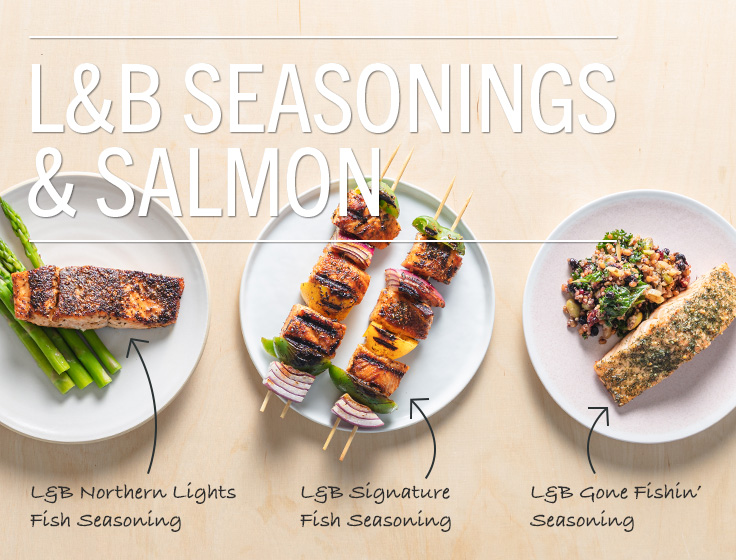 Salmon Seasonings