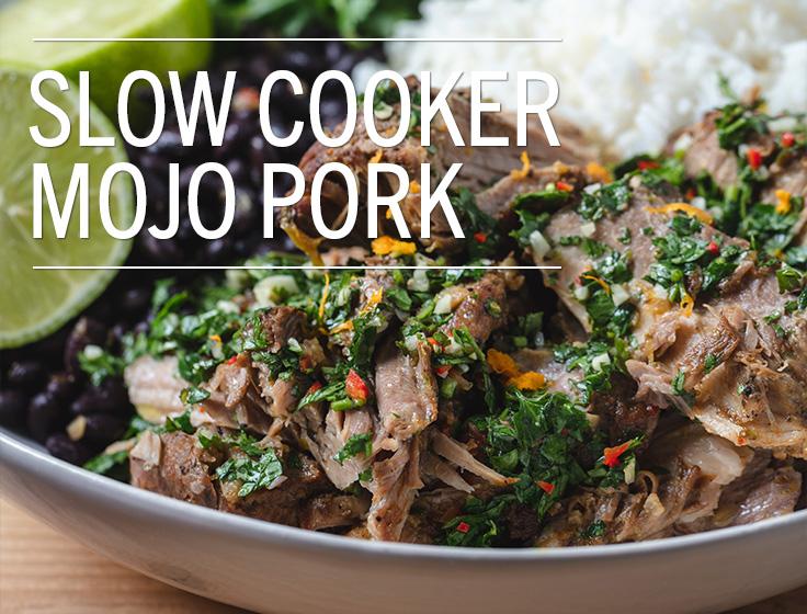 Mojo Pork