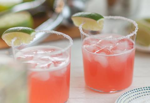 Rhubarb Margarita