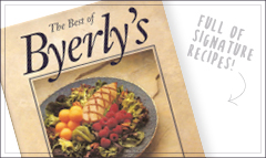 The Best of Byerly's Cookbook