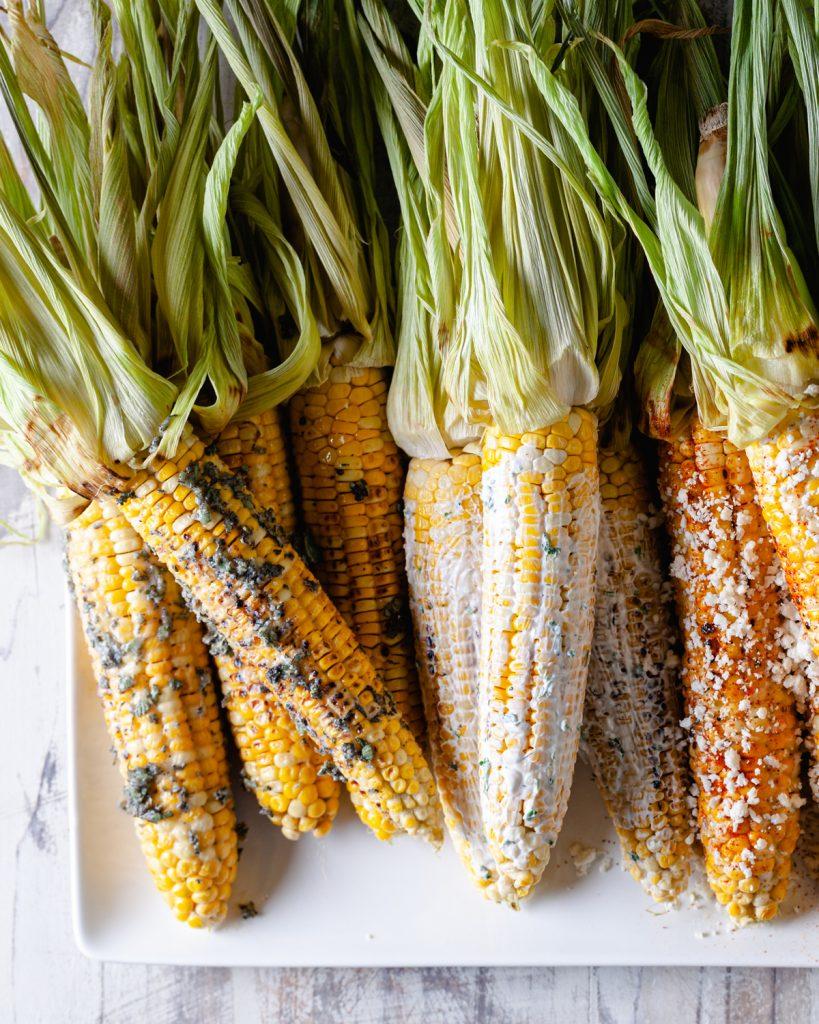 Corn Three Ways