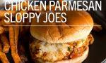 Chicken Parmesan Sloppy Joes