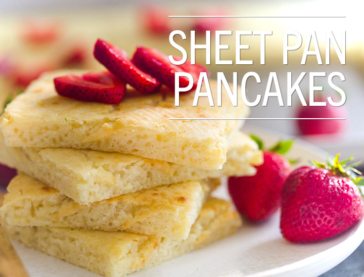 Sheet Pan Pancakes