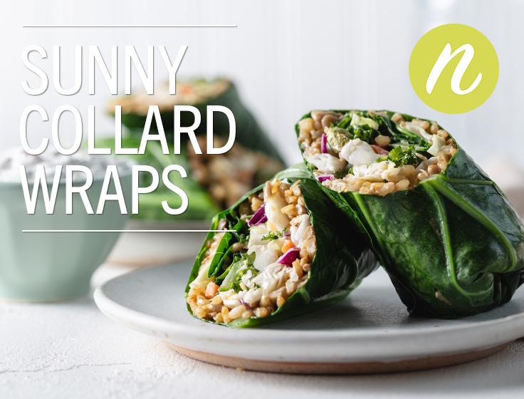 Sunny Collard Wraps