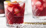 Winter Spice Sangria