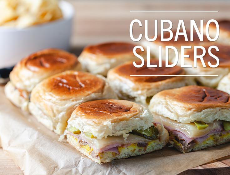 Cubano Slider