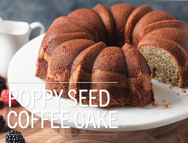 Poppyseed Coffeecake
