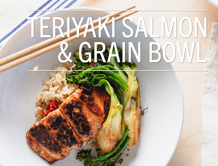 Teriyaki Grain Bowl