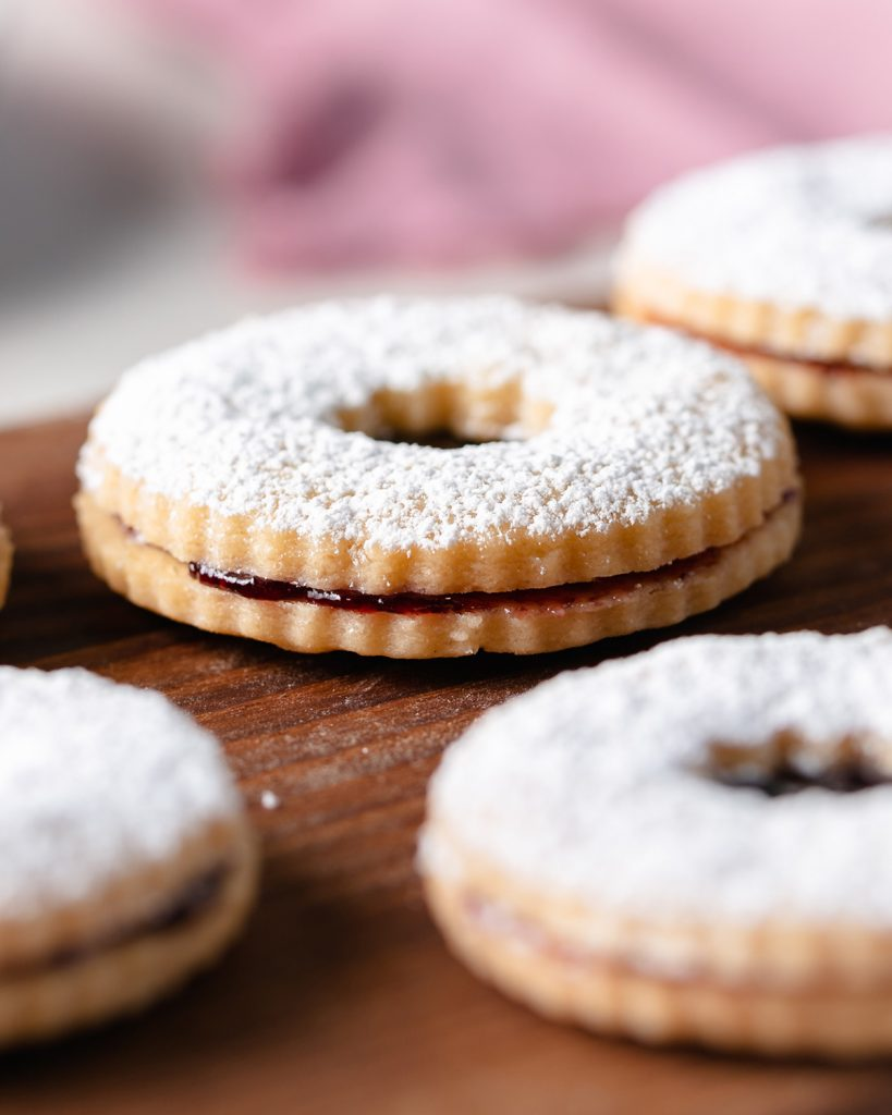 Linzer Cookie 2