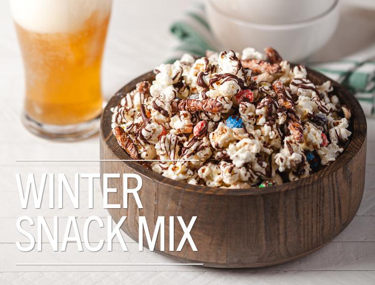 Winter Snack Mix
