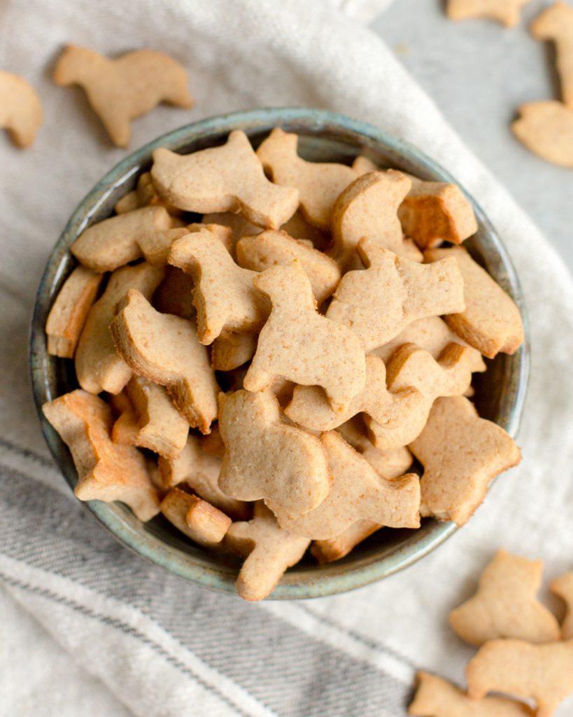 Cinnamon Animal Crackers