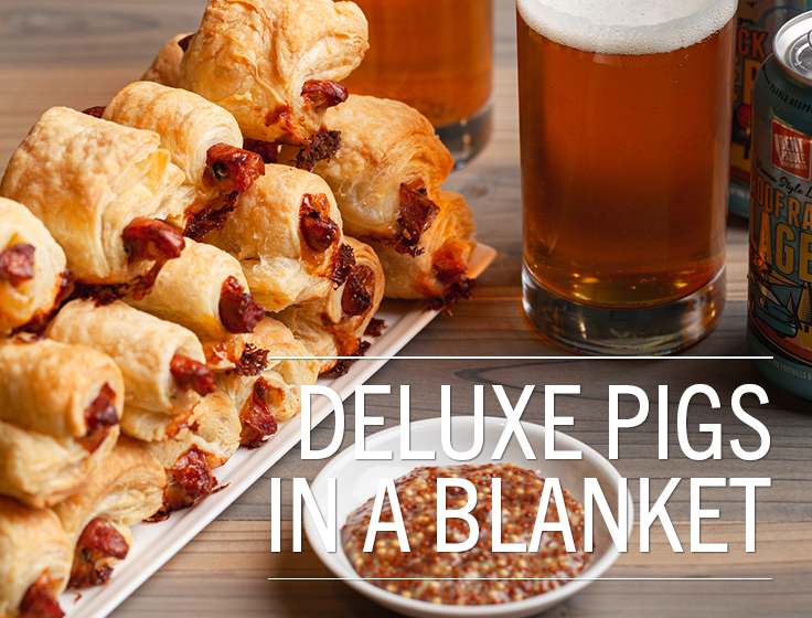 deluxe pigs in a blanket