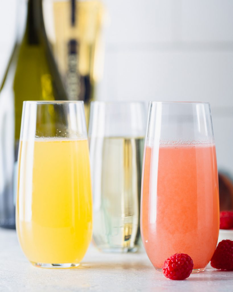 3 Easy Prosecco Cocktails