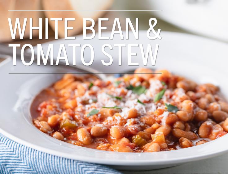White Bean & Tomato Stew