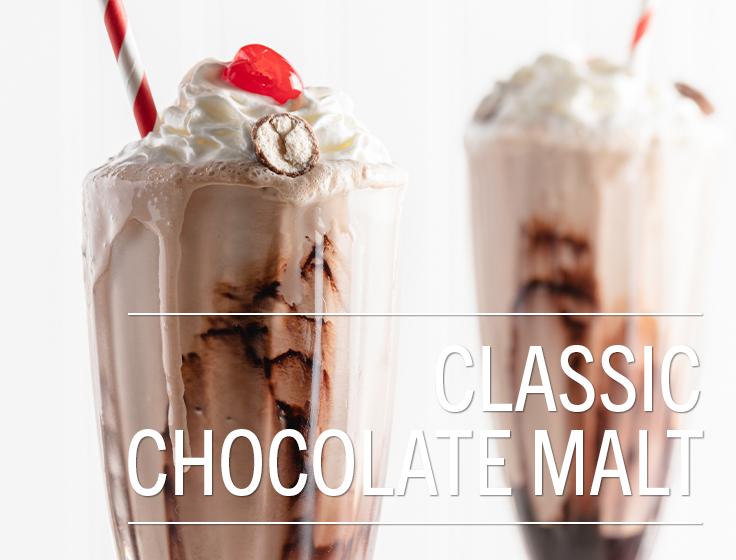Classic Chocolate Malt
