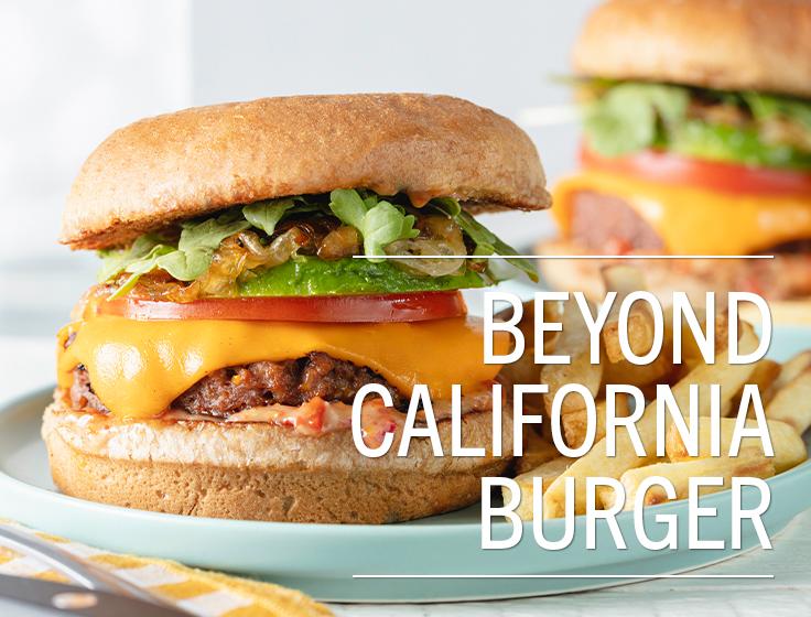 Beyond California Burger