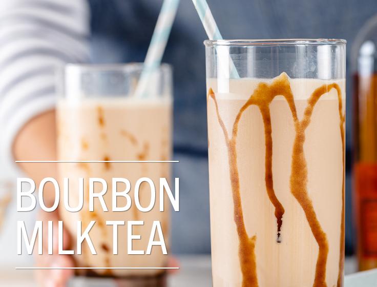 Bourbon Milk Tea